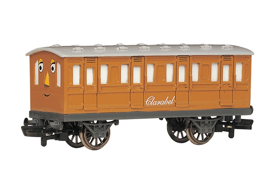 Thomas from Bachmann 76045BE Clarabel Coach