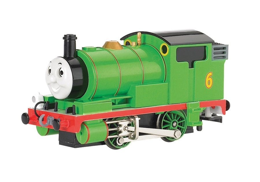 Thomas from Bachmann 58742BE Percy with moving eyes