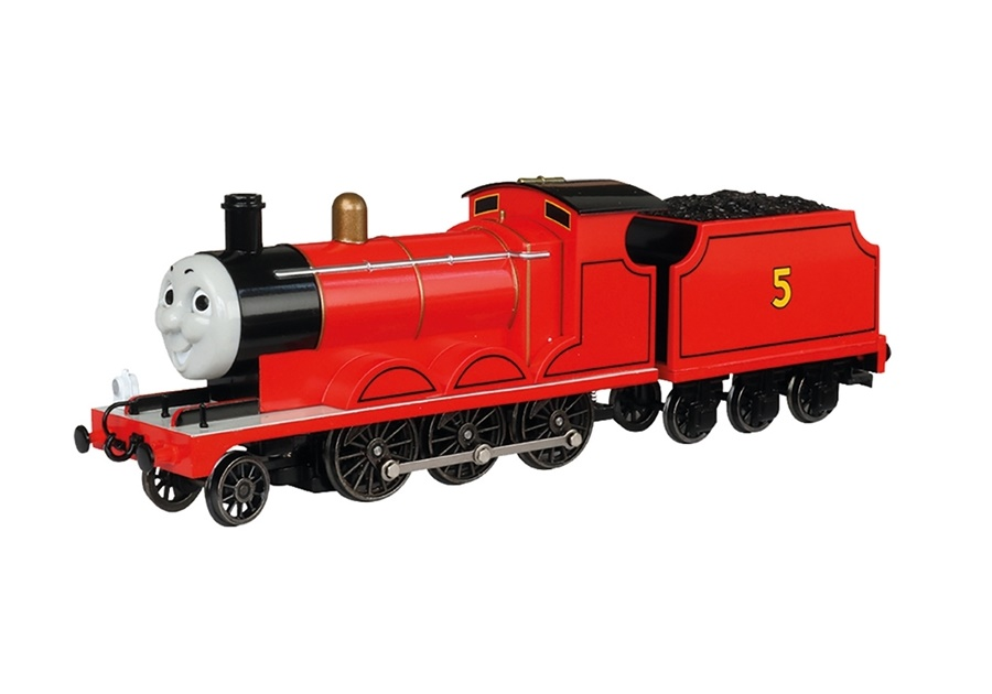 Thomas from Bachmann 58743BE James with moving eyes