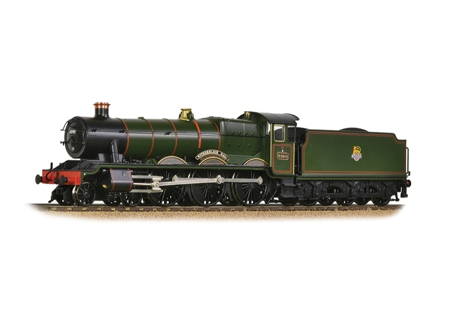 Bachmann 31-785 Modified Hall 6990 Green Early Crest