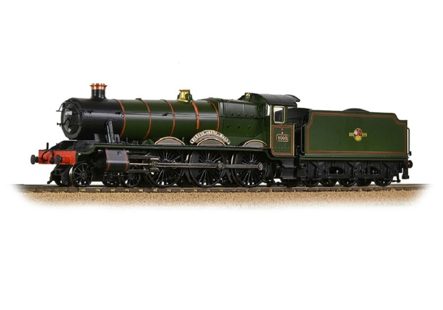 Bachmann 31-786 Modified Hall 6998 Green Late Crest
