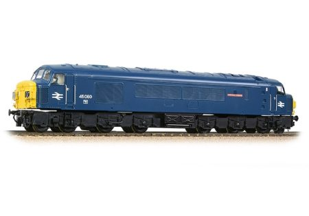 Bachmann 32-677B Class 45 45060 Sherwood Forester in BR Blue
